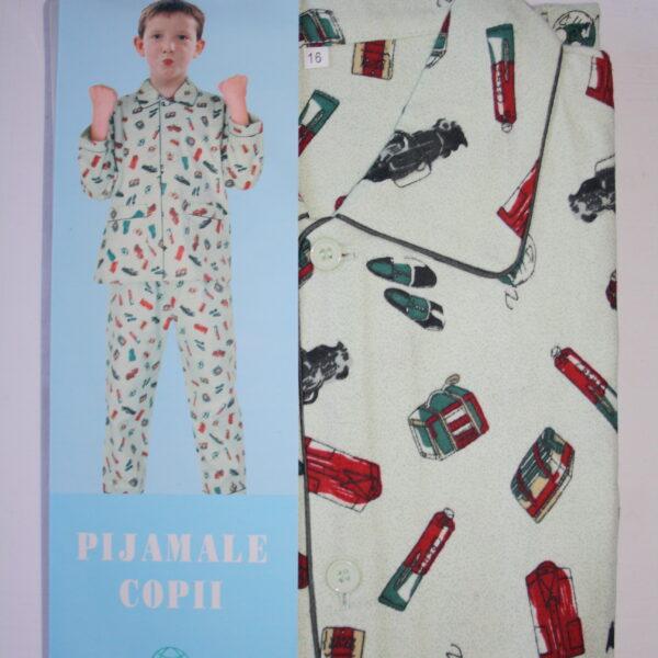 Pijama copii GLOBAL-4